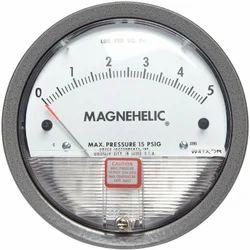 Magnehelic Gauge NABL Calibration Service