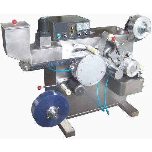 Silver Tablet Blister Packing Machine Rs 475000 Set