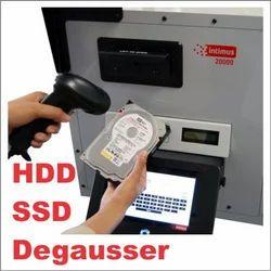 HDD / SSD Degausser