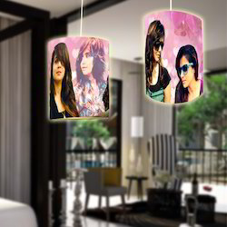 Personalized Gift Long Hanging Lamp - Birthday