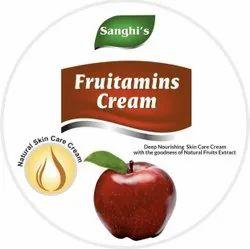 Subhash White Sanghi's Frutamins Cold Cream, Packaging Size: 15ml