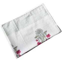 White Cotton Handmade Napkin