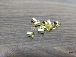 No. 3755 Brass Eyelets Golden