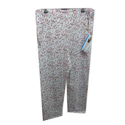 Cotton Ladies Printed Pyjama