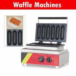Round Stick Waffle Machine