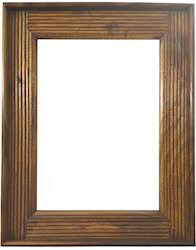 Natural Polished Handcrafted Teak Wood Frames For Mirror Or Paintings Or Pics