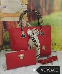 Versace Scarf Combo Bag