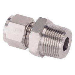 Stainless Steel Male Connector