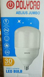 PVC Round Polycab 30W LED Bulb