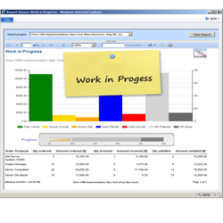 Work In Progress Management Software