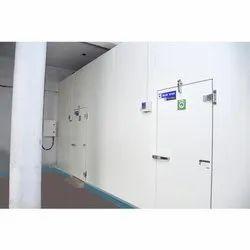 Frozen Cold Storage Chamber
