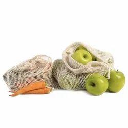 Zero Plastic Reusable Bags