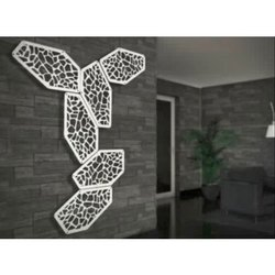 Laser Cut Wall Art Panel