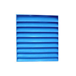 Box Type Louvers Sheet