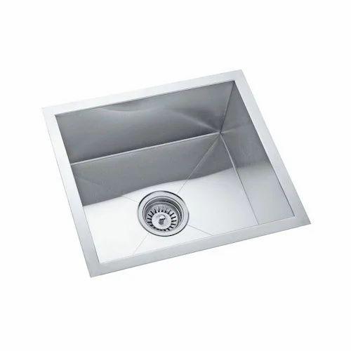 Stainless Steel Square Kitchen Sink - Neelkanth Series ...