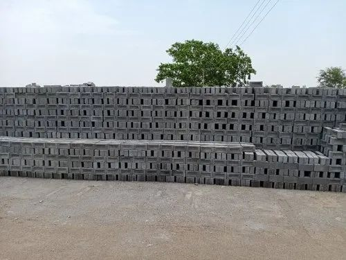 Fly-Ash Bricks 8x4x4