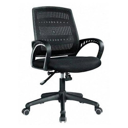 Office Revolving Chairs With Net Back