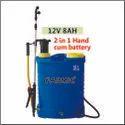 2 In 1 Hand Cum Battery Sprayer
