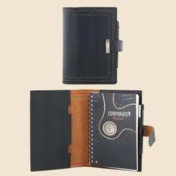 Leather And Paper Diary