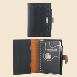 Leather Corporate Diaries