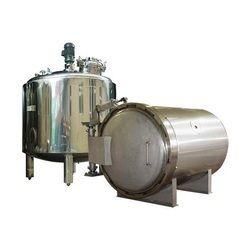 Excel Stainless Steel Pressure Vessels