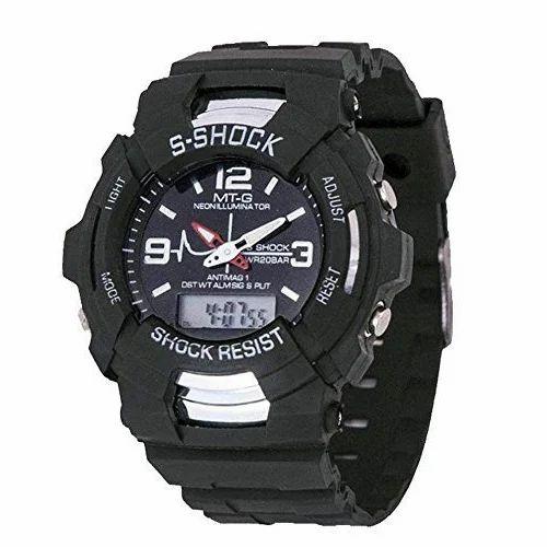 S.Shock Dual Time Watch
