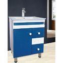 24 Inch PVC Single Sink Vanities