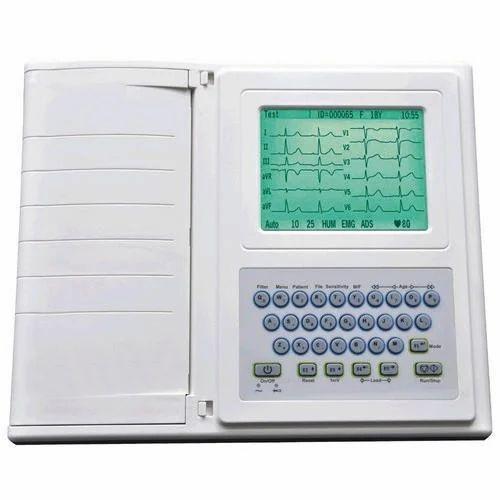BIONET 12 CHANNEL Digital ECG Machine