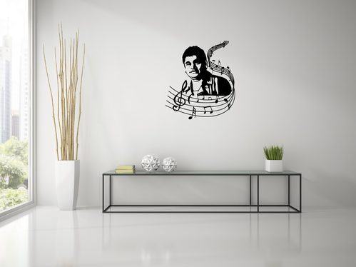 black peacockride ar rahman wall decal, rs 299 /number, peacock ride