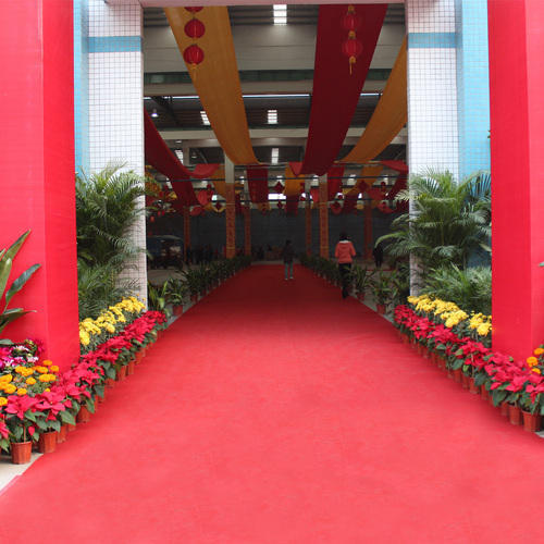 Wedding Red Carpet At Rs 8 50 Square Feet Farsh Ka