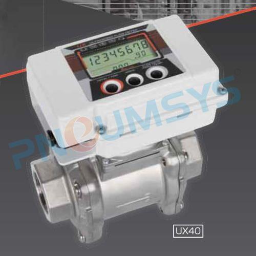 Digital flow meter for compressed air - VP Flow Scope M Compressed