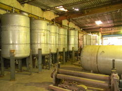 MS Chemical Tanks