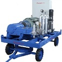 Hydro Blasting Equipment