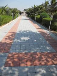 Square Thick Paver Block