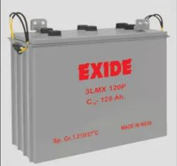 Grey Exide Batteries For Train Lighting Of Railway Coaches