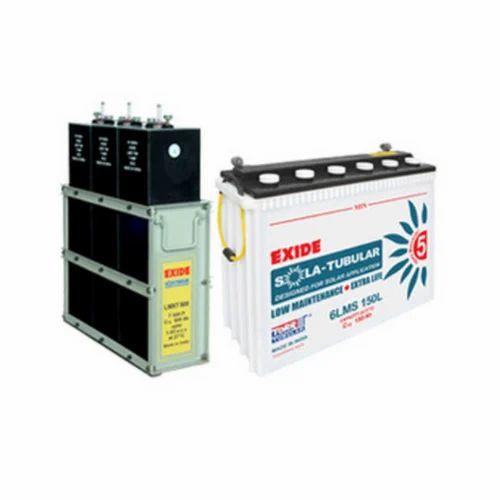 Exide Battery, Capacity: 1000-2250 Ah