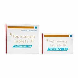Topirol 25 Tablet