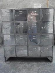 Pragati Mild steel Personal Lockers