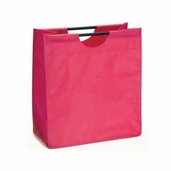 Pink Non Woven Fabric Bag