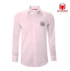Corporate Shirts with Logo Print