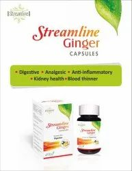 Streamline Ginger Capsule