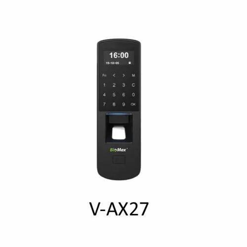 V-AX27 Biomax Biometric Attendance System