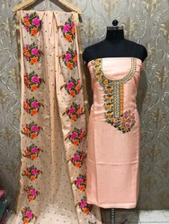 cf69229a94 Silk Salwar Kameez in Ludhiana, रेशमी सलवार कमीज ...
