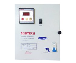 1.5 HP Submersible Pump Control Panel with  Water overflow Protection