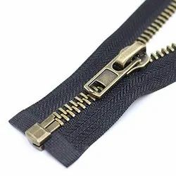 Anti Brass Zipper