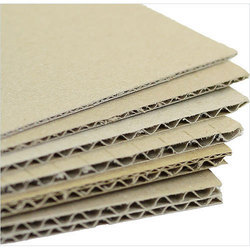 3 Ply Corrugated Paper Sheet