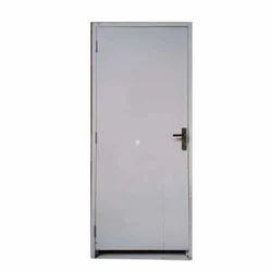 Security Steel Flush Door