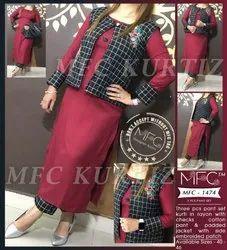 Mfc 1474 Woolen Kurti