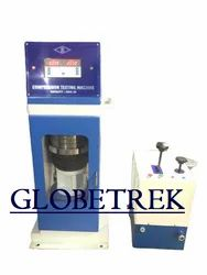 Digital Compression Testing Machine Plate Model