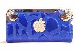 Om International Leather New Ladies Wallet